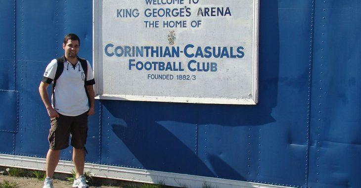 Corintiano conhece origem do Corinthians