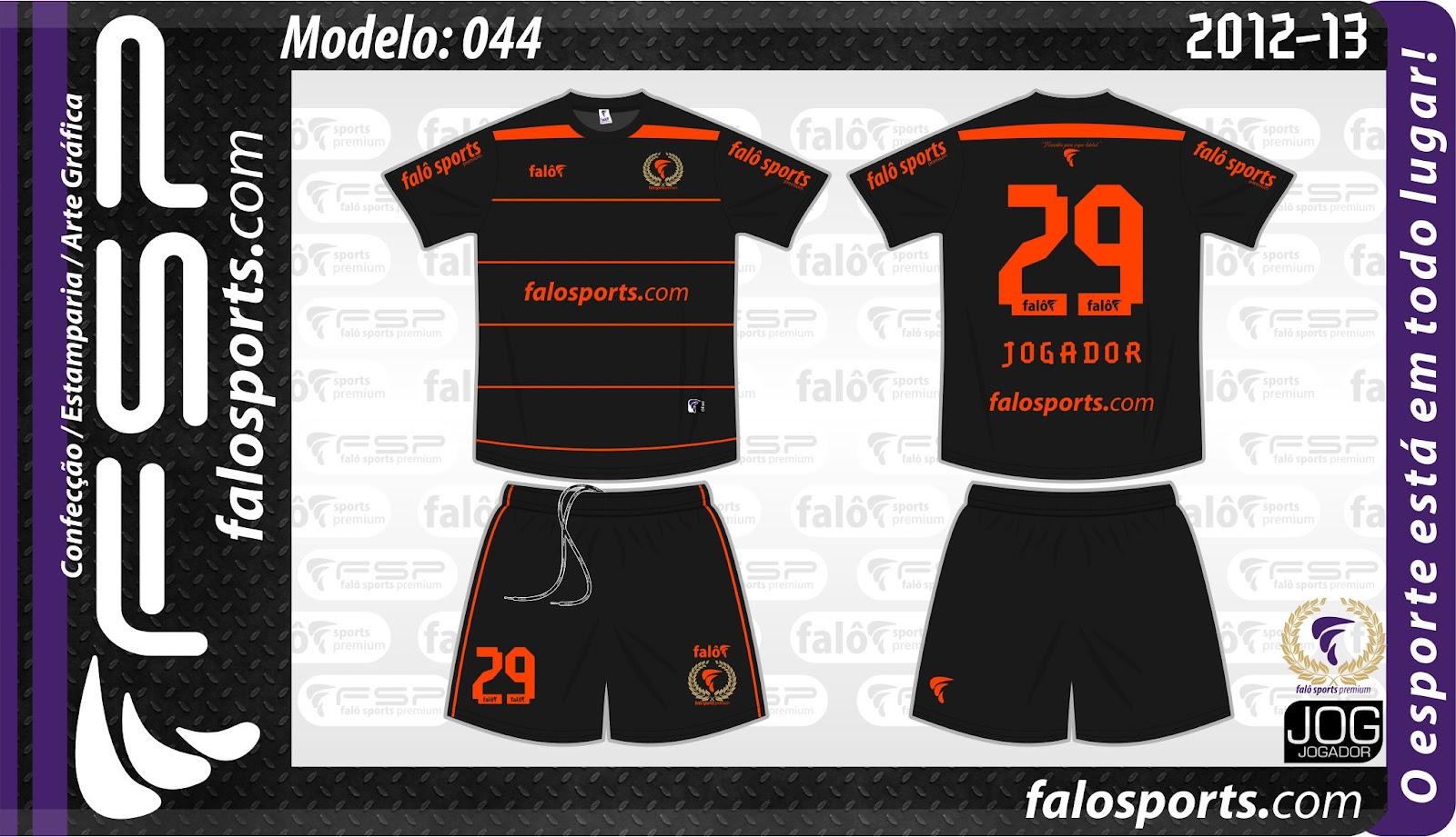 b53647ead4 14 dos 50 uniformes da coleção 2012 2013 da Falô