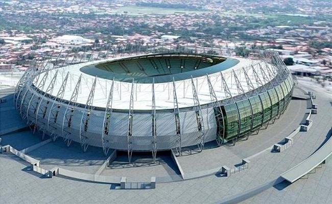 Quiz sobre a história do estádio Castelão