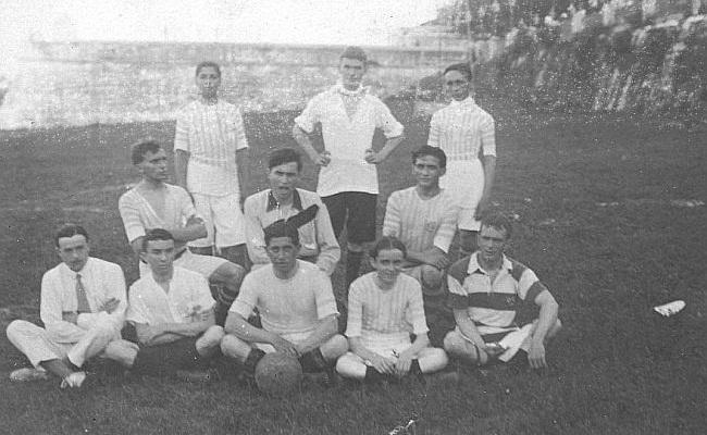 108 anos da chegada do futebol ao Ceará