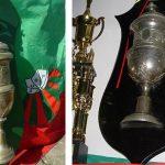 Taça foi serrada em 1940 pelos rivais gaúchos São Paulo e Rio Grande (Foto: Blog do Curioso)