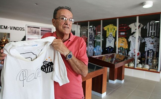 Visite museu do futebol do estádio Rei Pelé