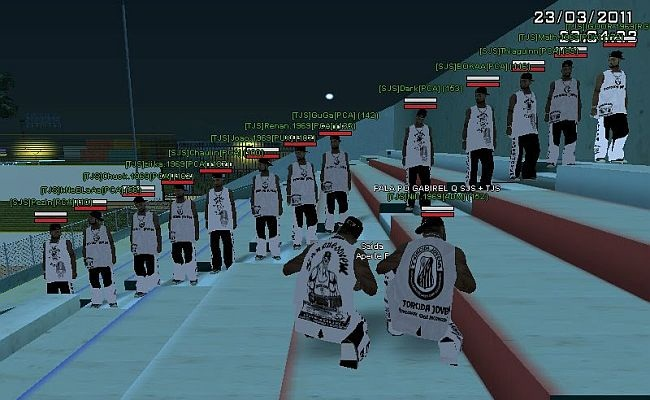 GTA Torcidas: o game das organizadas