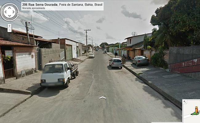 Ruas de Feira de Santana saúdam o futebol