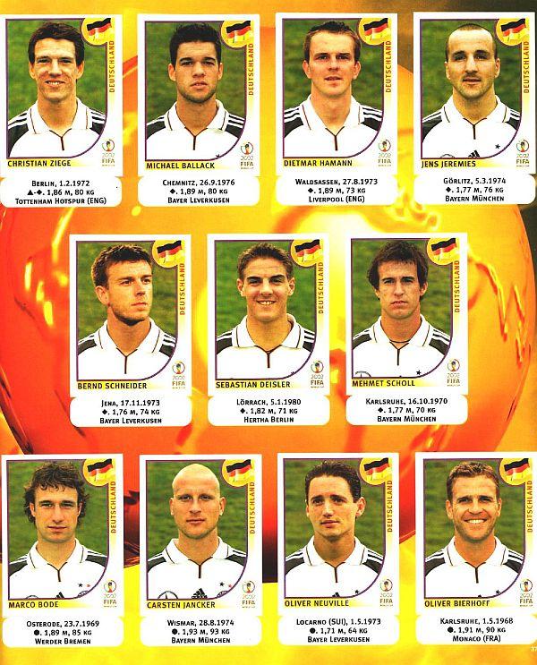 2002 - Alemanha (2) - Verminosos por Futebol e9e7a88b2a8e5