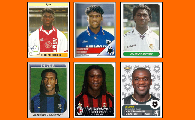 Botafogo na galeria de clubes de Seedorf