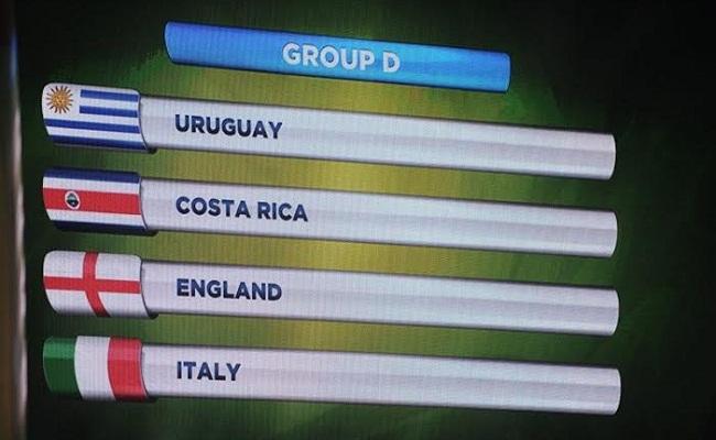 Os maiores grupos da morte das Copas