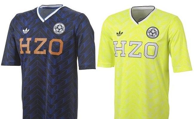 Adidas lança camisa de time fictício: o HZO