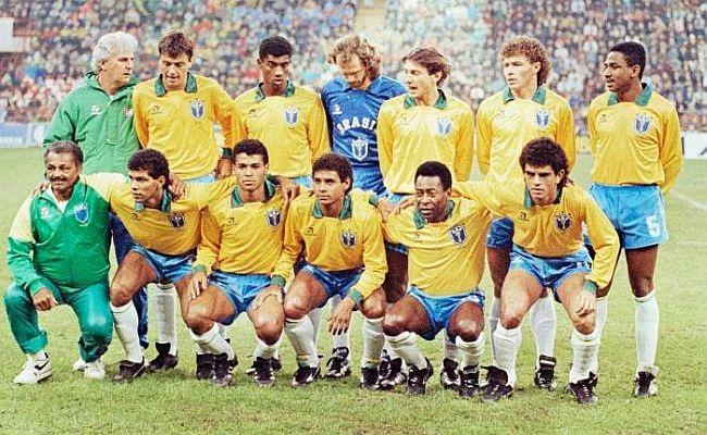 Sérgio Guedes relembra a dureza que encarou no gol nos 50 anos de Pelé