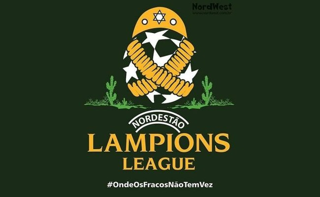 Concorra a camisa da Lampions League