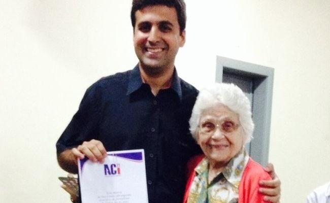 Verminosos recebe prêmio da ACI de 2013
