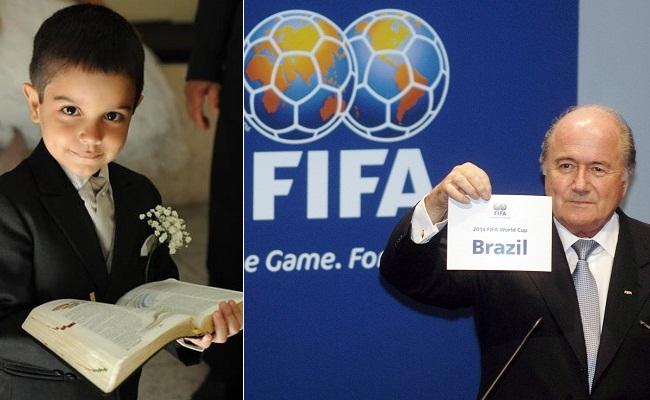 Estevão nasceu em 30/10/2007. Te diz algo?