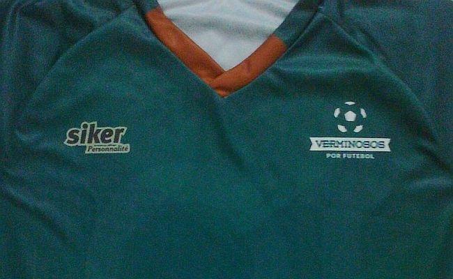 Verminosos por Futebol sorteia camisa