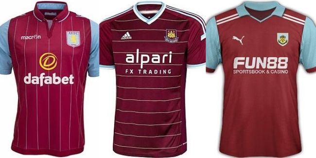 Aston Villa inspirou West Ham e Burnley
