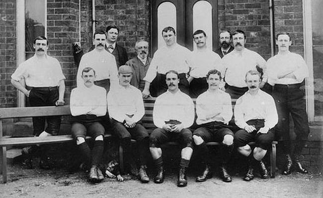 Só 1 time do Inglês 1888/89 foi extinto
