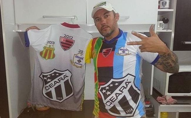 Camisa que zoa com Fortaleza faz sucesso