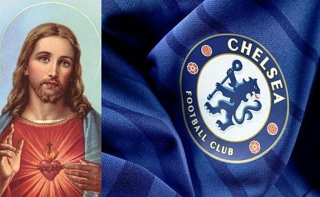 Crianças acham que Jesus joga no Chelsea