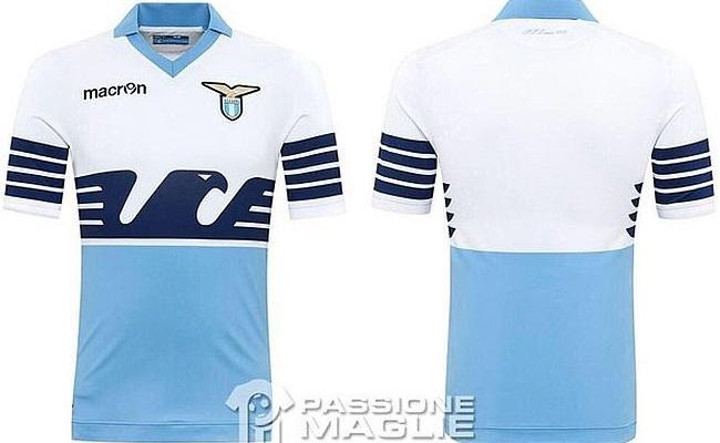 Lazio reedita camisa icônica da águia