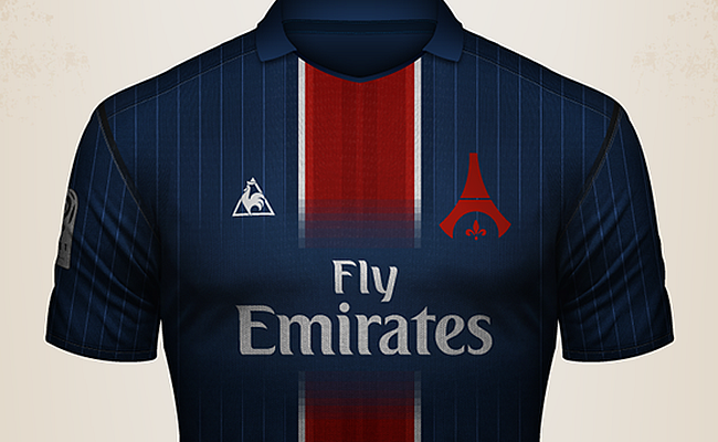E se a Ligue 1 vestisse Le Coq Sportif?