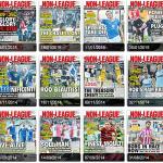 O The Non-League Football Paper cobre o futebol inglês da 5ª divisão para baixo (Foto: Divulgação)