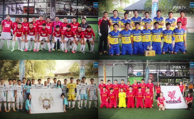 Laos tem Premier League alternativa
