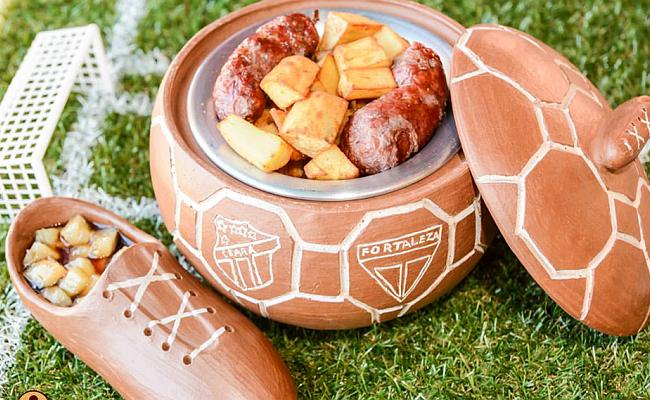 Tronco do Gaúcho lança prato Clássico Rei