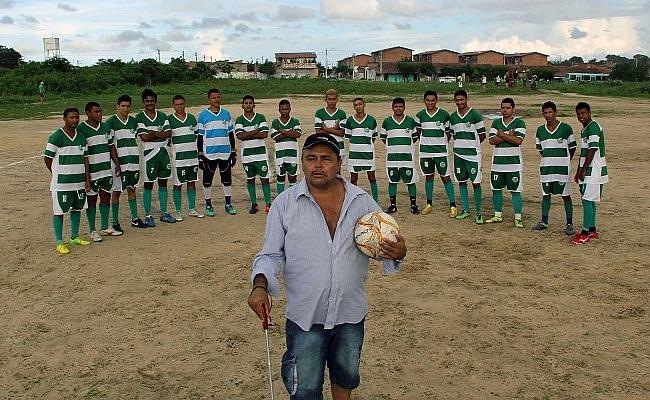 Verminosos lança hotsite Futebol de Raiz