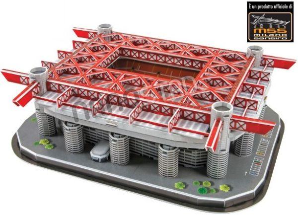 Nanostad lança mais 7 miniaturas de estádios