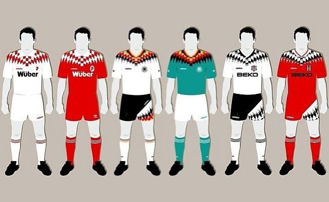 Alemanha de 1994 inspirou uniformes