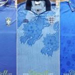O site Classic 11 é um dos melhores brechós virtuais para colecionadores de camisas de futebol (Foto: Reprodução)