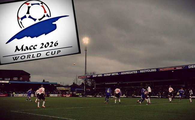 Cidade inglesa se candidata a Copa de 2026