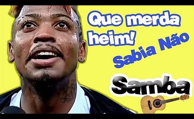 Samba do Marinho foi feito em 4 dias