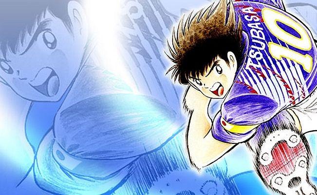 J. League imita lances de Captain Tsubasa