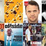 O Verminosos por Futebol indica revistas de futebol pelo mundo (Foto: Verminosos por Futebol)