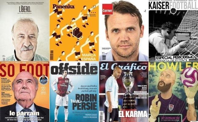 Revistas de futebol que você precisa conhecer