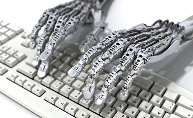 Robôssubstituirão jornalistas? Parece