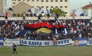 O Lamadrid, da 4ª divisão argentina, divide muro com presídio de Buenos Aires (Foto: Reprodução)