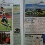 A revista Placar passa a contar com conteúdo do Verminosos por Futebol (Foto: Reprodução)