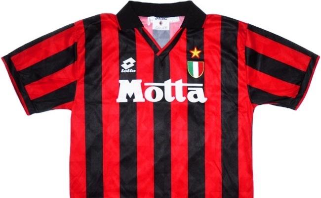 10 belas camisas italianas dos anos 90