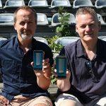 O Groundhopper, app criado por dois noruegueses, aponta a localização de 10 mil estádios (Foto: Divulgação)