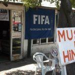 O argentino Ernesto di Sopra Casco montou um museu com sua coleção de futebol (Foto: Divulgação)