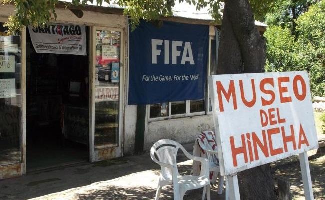 Museo del Hincha tem relíquias de futebol