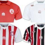 Aktion idealizou camisas de clubes paulistas existentes entre 1894 e 1928 (Foto: Só Futebol Brasil)