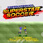 Os fãs do SuperStar Soccer agora podem jogar no celular. E enfrentar amigos em rede (Foto: Divulgação)