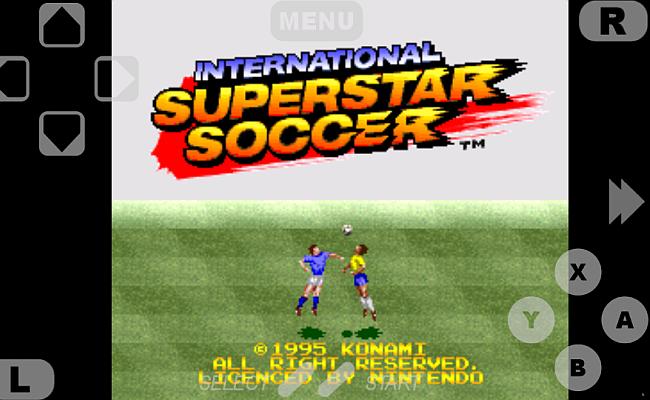 Jogue o game SuperStar Soccer no celular