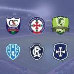 O designer Rômulo Baía redesenhou os escudos dos 10 times da divisão paraense de 2016 (Foto: Divulgação)