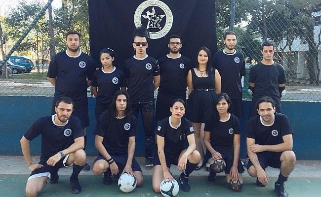 Real Gothic Brasil: 1º time de góticos do país