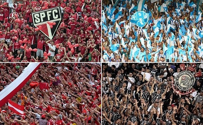 Ranking de público do País na Libertadores