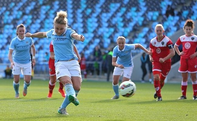 Veja a pirâmide do futebol feminino inglês