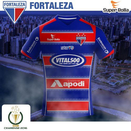da5501bdd2 E se a Super Bolla vestisse todos os times do Ceará